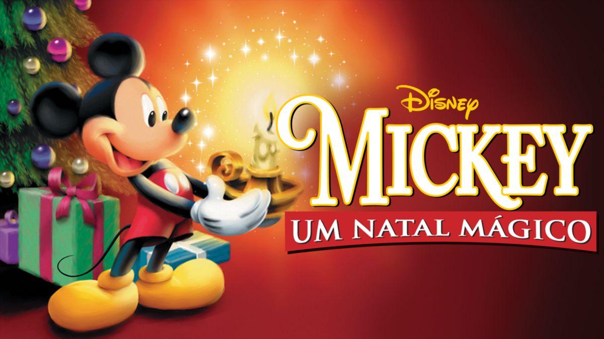 Mickey: Um Natal Mágico